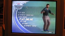 Tiger Woods PGA Tour 2004 Glitch