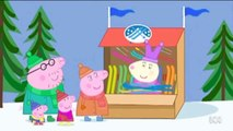 Peppa Pig English Episodes  - Peppa Pig 2015 - Snowy Mountain
