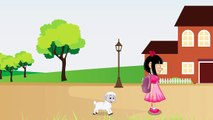 Mary had a Little Lamb - Nursery Rhymes and Kids Songs - Little Monkey Rhymes