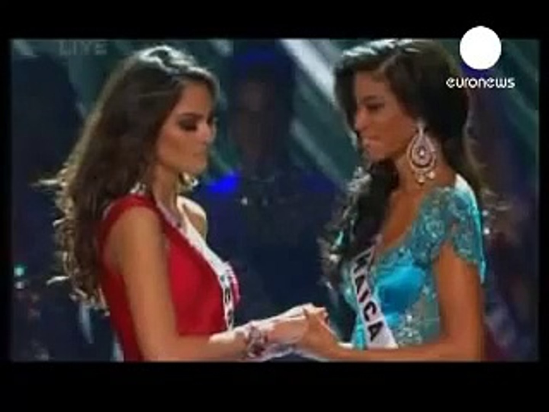 ملكة جمال الكون لعام 2010 مكسيكية   حفل   news, world   euronews