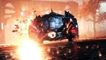 "Batman Arkham Knight - Trailer de Lancement ""BE THE BATMAN"" (VF)"