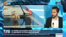 Les gadgets high-tech pour le lancement du prochain Star Wars arrivent sur les marchés - 08/09