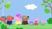 Peppa Pig listens to Squarepusher