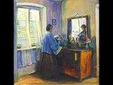 Elizabeth Nourse paintings Beethoven Trio pour piano violon et violoncelle L'Archiduc