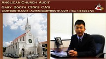 Anglican Church Audit | Chartered Professional Accountants, CPA, CA, garybooth.com