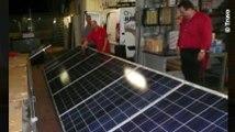 Installation de panneaux photovoltaïques Seraing - SRM GT