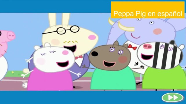 Peppa Pig and Friends Play Basketball Against Parents English Episode Game for Children HD