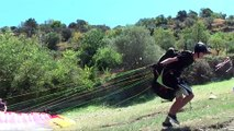 Acro Paragliding - Lorit.net Summer 2010