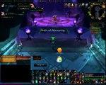 Sethekk Halls 2 Man - Boss Kills - 68 Druid, 68 Warrior - Crit for Brains