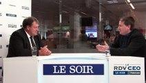 """Jean-Jacques Cloquet (aéroport de Charleroi) : « Mes inspirations ? Jean Stefen, Eric Domb ou  Jacques Platieau !"""" : le RDV CEO"""