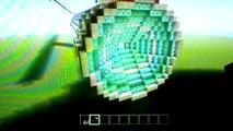 Minecraft Xbox 360: HUGE Star Trek Enterprise A!!!