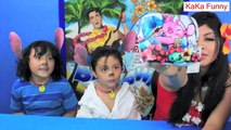 Lilo & Stitch Disney Haul Disney Store Disneyland 2015 Juguetes Tsum Tsums kids videos