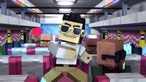 [PSY Gangnam Style Parodie] Minecraft Style