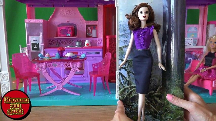 Распаковка, кукла Есме Сага Сумерки Barbie Mattel Twilight   Godialy.com