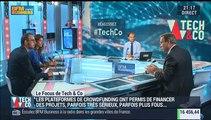 Les belles histoires du crowdfunding: Axelle Tessandier, Christophe Bavière, Guillaume Rolland et Frédéric Bianchi - 08/09