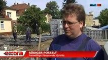 Hochwasser in Ostritz - Interview mit Bürgermeisterin Marion Prange