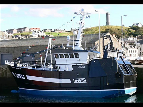 PETERHEAD BOATS 2010