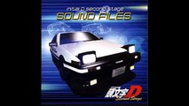 Initial D 2nd Stage Sound Files - Blazin' Beat TV MIX