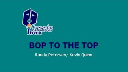 Karaoke Box - Bop To The Top (In The Style Of / Al Estilo De : High School Musical) - (Karaoke)