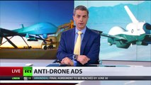 'Drone pilots, please, refuse to fly': US vets launch anti-UAV ads campaign