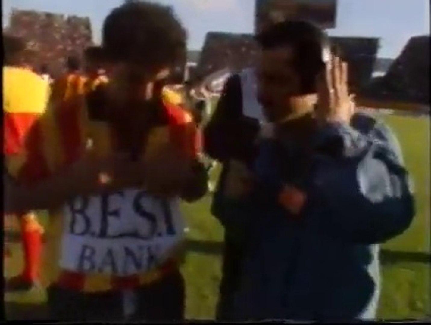Finale Coupe de Tunisie 1989 Espérance Sportive de Tunis 2-0 Club Africain 24-12-1989 EST vs CA