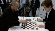 Record : La partie d'échecs la plus rapide du monde