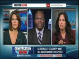 MSNBC Dr Jason Johnson on Student Petition to Un-Invite Bill Maher 10/28/14