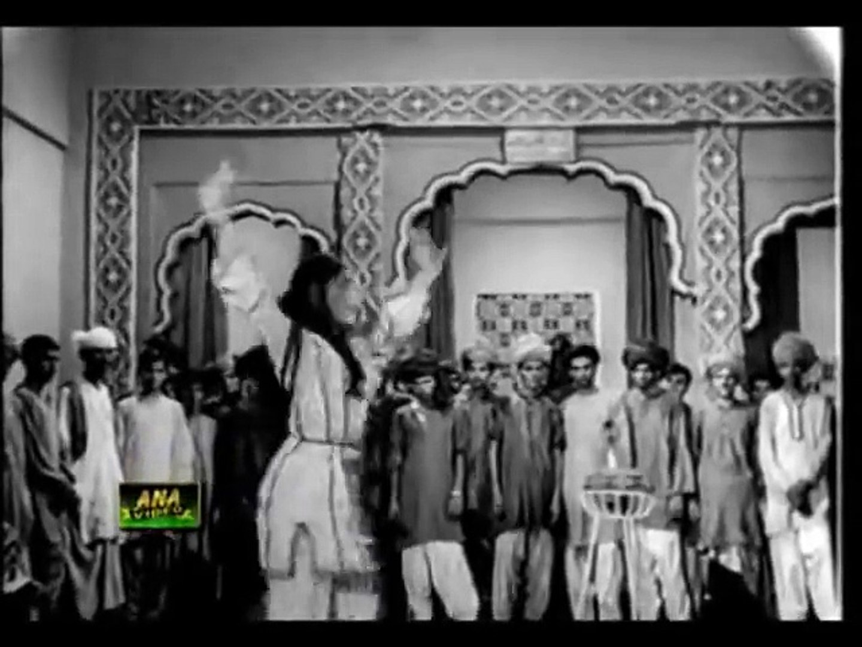 CHETI BORI WEY TABIBA - TERE ISHQ NACHAYA - Noor Jahan