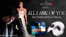 ALL I ASK OF YOU - Josh Groban and Kelly Clarkson | Stages (Album)