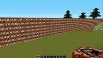 MINECRAFT: 100,000 Erupting TNT Explosion | Minecraft biggest TNT explosion ever 2014 ( HD