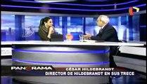 CESAR HILDEBRANDT 01 KEIKO,ALAN PPK SON LOS MISMO CON DIFERENTES MATICES PANORAMA