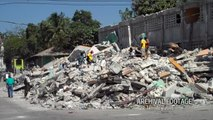 Rebuilding in Haiti
