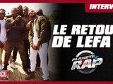 Le retour de Lefa en compagnie de la Sexion d'assaut dans Planète Rap !