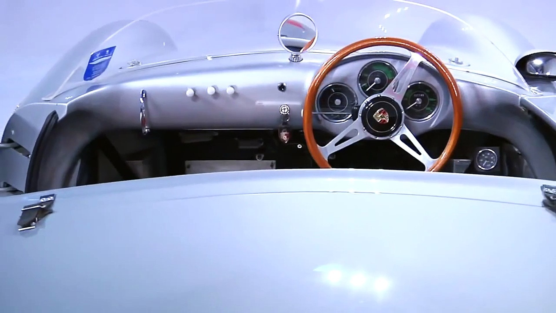 Porsche Spyders Type 550 1953-1956 Ludvigsen Library Book Racing Factory Photos