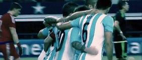 La superbe égalisation de Messi face au Mexique avec l'Argentine