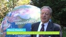 Vice-président de la communauté de communes du Canton de Quingey : territoires de la transition énergétique en action