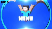 ♪ Top 5 Minecraft Intro Template C4D and After Effect ♪ ♪ 10.11.2014 ♪