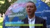 Président de la communauté de communes des monts de Châlus : territoires de la transition énergétique en action