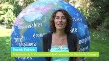 Présidente de la communauté de communes du canton de Quingey : territoires de la transition énergétique en action