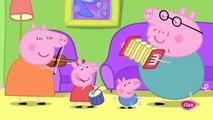Temporada 1x16 Peppa Pig Instrumentos Musicales Español