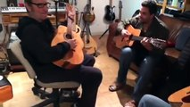 Cuban Tres lesson #1 with Colin Hay