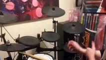 Good luck by Basement Jaxx drum cover