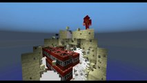 minecraft: Working land mine! [minecraft redstone tutorial]