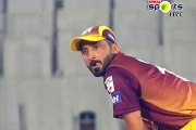 Junaid Khan Reverse Sweep Six  IN  Haier Cool AnD Cool t20 Cup 2015-Must Watch-\\\\\\\\\\\\\\\