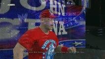 WWE: 2K15   GamePlay - John Cena vs. CM Punk, otra vez    Parte 5