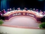 DeKalb County Commissioners Go Crazy at Meeting! Part 1 of 3