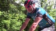 3. etape i Cykelnerven 2015 - Col du Glandon og Alpe d'Huez