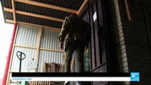 Gulag still casts shadow over Russian town
