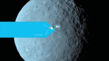 NASA Reveals Closest Look at Ceres' Mysterious Spots