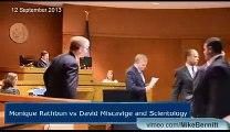 Monique Rathbun vs David Miscavige and Church of Scientology Part 2